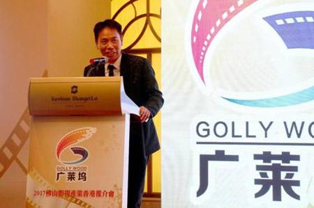 广莱坞时代来临:佛山强大影视优惠 国艺飞翔CEO秋婷热烈拥抱